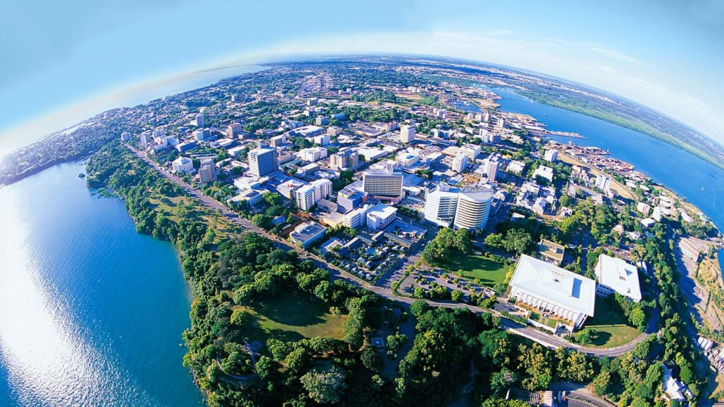 Darwin by air UAV Drone Training Course Northern Territory