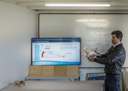 UAV Remote Pilot Licence (RePL) Training School - UAV Manufacturer Type Training